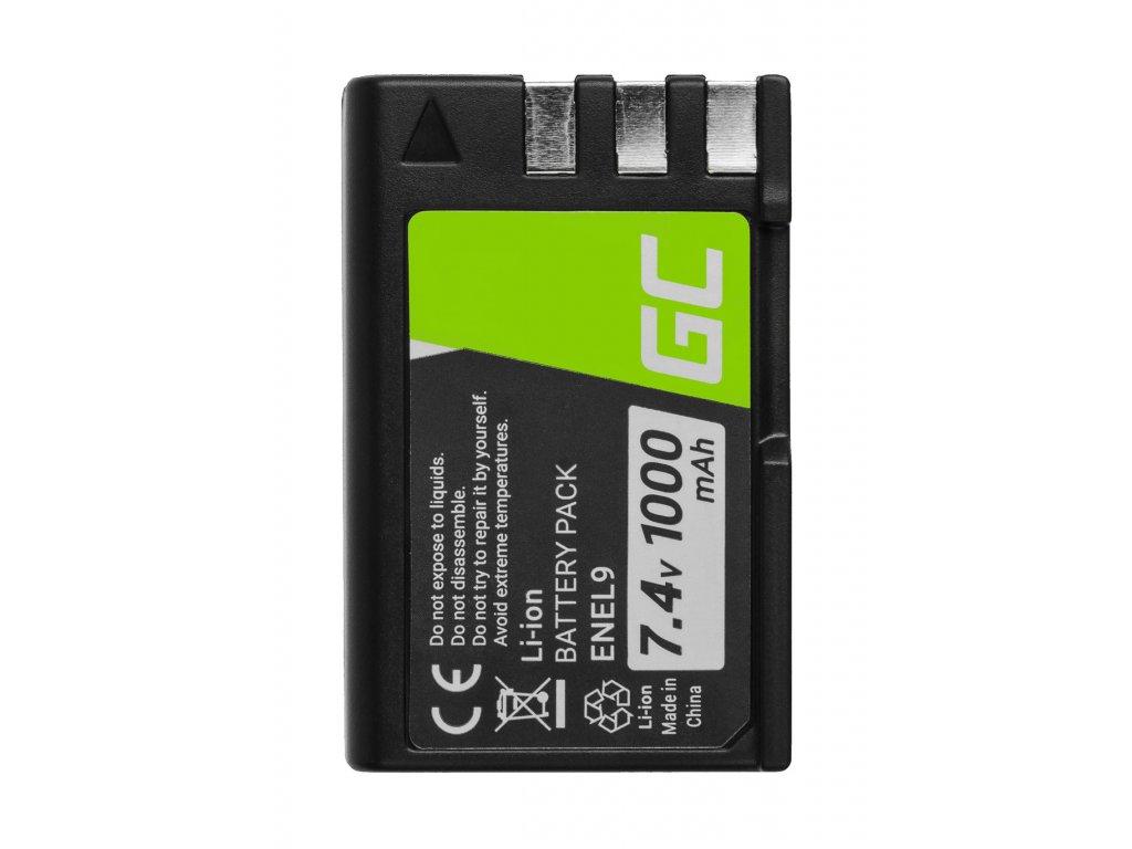 Baterie pro Nikon D-SLR D40 D60 D3000 D5000