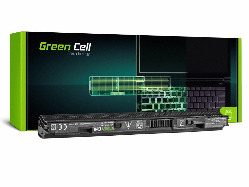 Baterie pro Asus Eee-PC X101 X101H X101C X101X (black) / 11,1V 2200mAh