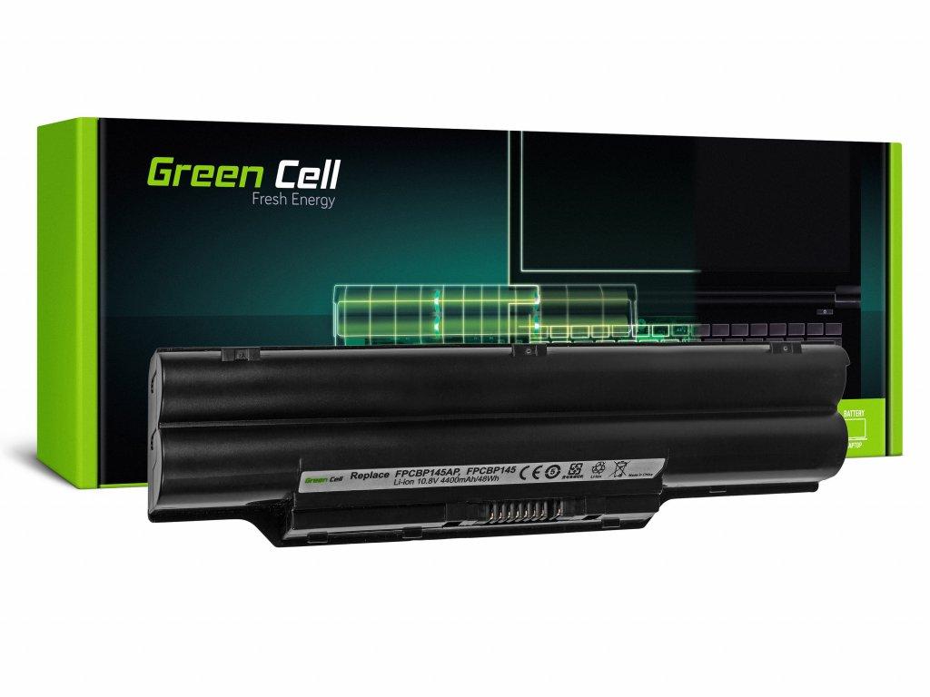 Baterie Fujitsu-Siemens Lifebook S2210 S6310 L1010 P770 / 11,1V 4400mAh