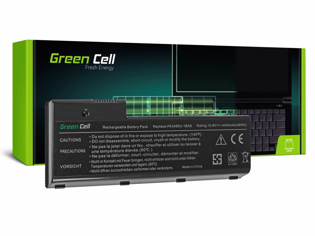 Baterie pro Toshiba P100 P105 Satego P100 PA3479U-1BRS / 11,1V 4400mAh