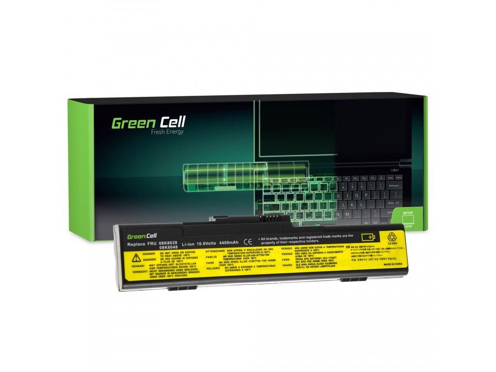 Baterie pro Lenovo ThinkPad X30 X31 X32 / 11,1V 6600mAh