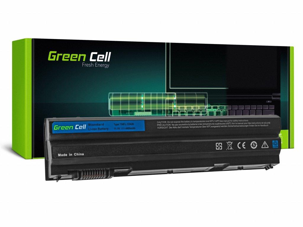 Baterie pro Dell Latitude E5520 E6420 E6520 E6530 / 11,1V 4400mAh