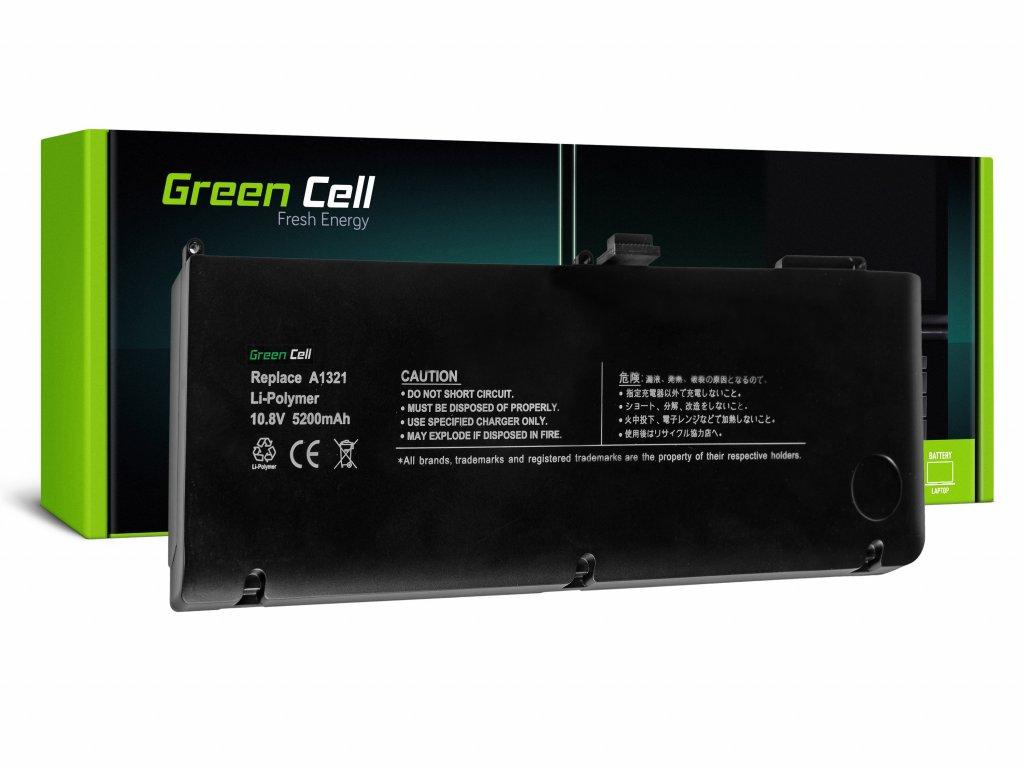Baterie pro Apple Macbook Pro 15 A1286 2009-2010 / 11,1V 5200mAh
