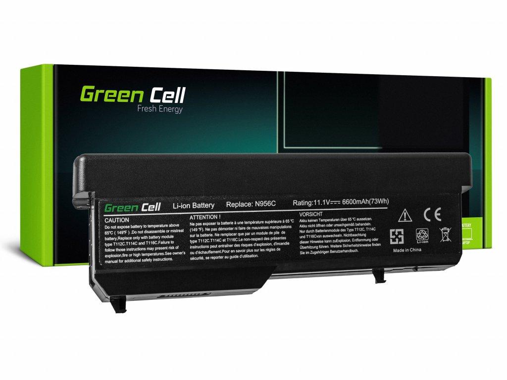 Baterie pro Dell Vostro 1310 1320 1510 1511 1520 2510 / 11,1V 6600mAh