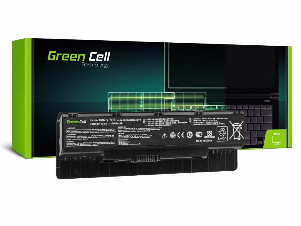 Baterie pro Asus A32-N56 N46 N46V N56 N76 / 11,1V 4400mAh