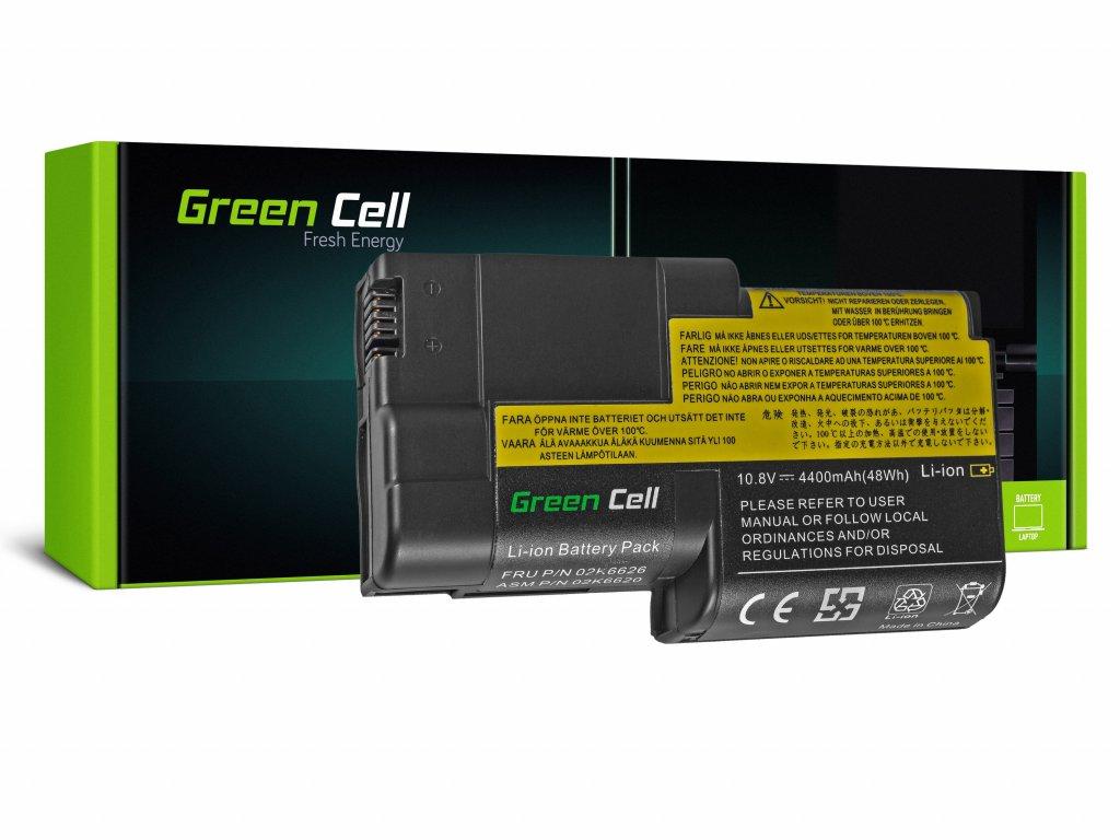Baterie pro Lenovo ThinkPad T20 T21 T22 T23 / 11,1V 4400mAh