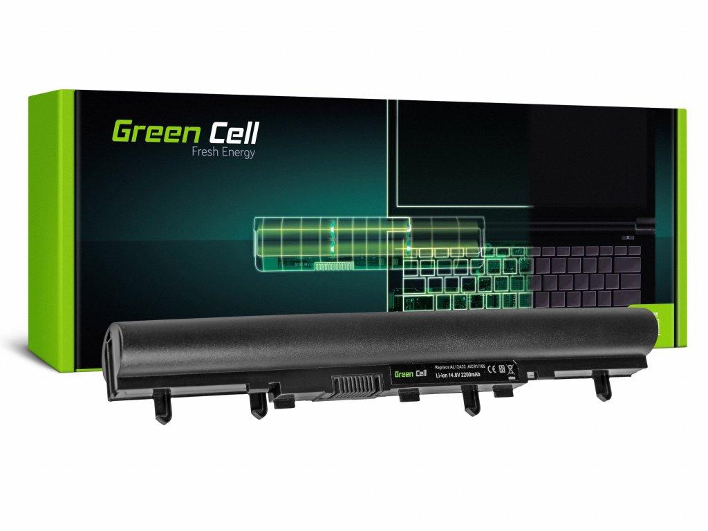 Baterie pro Acer E1-522 E1-530 E1-532 E1-570 E1-572 V5-531 / 14,4V 2200mAh