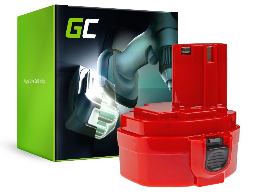 Baterie 14.4V 1.5Ah pro Makita 1420 4033D 4332D 4333D 6228D 6337D