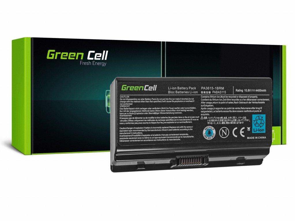 Baterie pro Toshiba Satellite L40 L45 L401 L402 PA3591U-1BRS / 11,1V 4400mAh