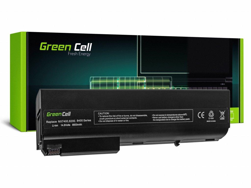 Baterie pro HP Compaq NX7300 NX7400 8510P 8510W 8710P 8710W / 11,1V 6600mAh