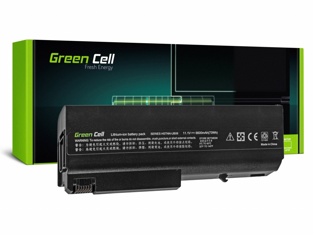 Baterie HP Compaq 6100 6200 6300 6900 6910 / 11,1V 6600mAh