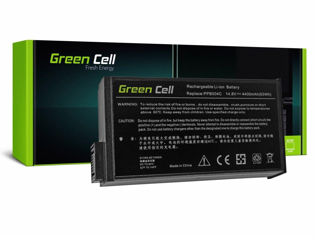 Baterie pro HP Compaq Presario 1520 1525 1535 545 1555 / 14,4V 4400mAh
