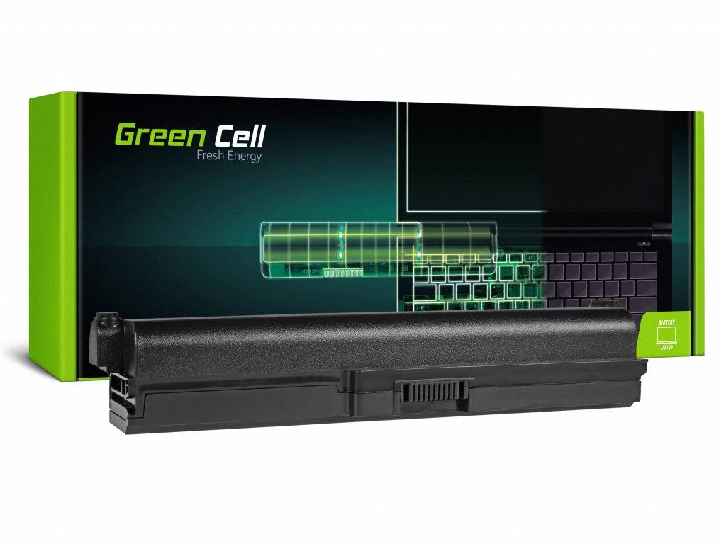 Baterie pro Toshiba Satellite C650 C650D C660 C660D L650D L655 L750 PA3817U-1BRS / 11,1V 6600mAh