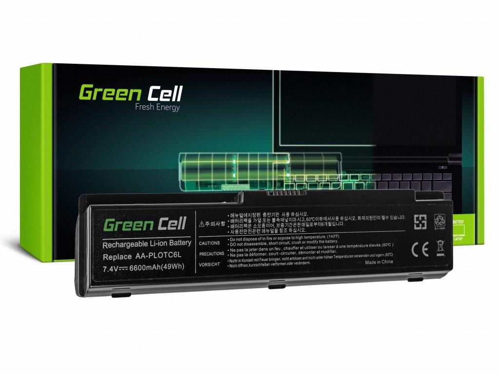 Baterie pro Samsung N310 NC310 X120 X170 / 7,4V 6600mAh