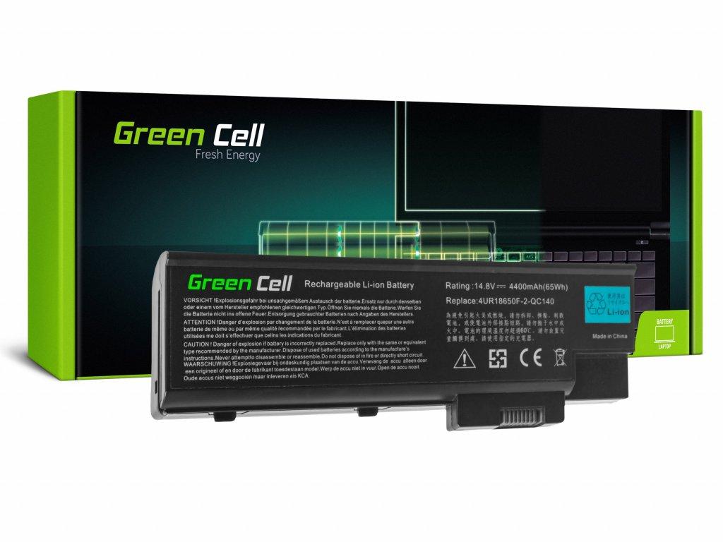 Baterie pro Acer Aspire 1640 3000 3500 5000 / 14,4V 4400mAh