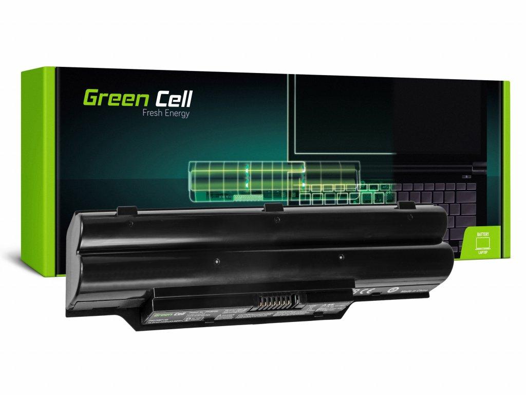 Baterie pro Fujitsu-Siemens LifeBook A530 A531 AH530 AH531 / 11,1V 4400mAh