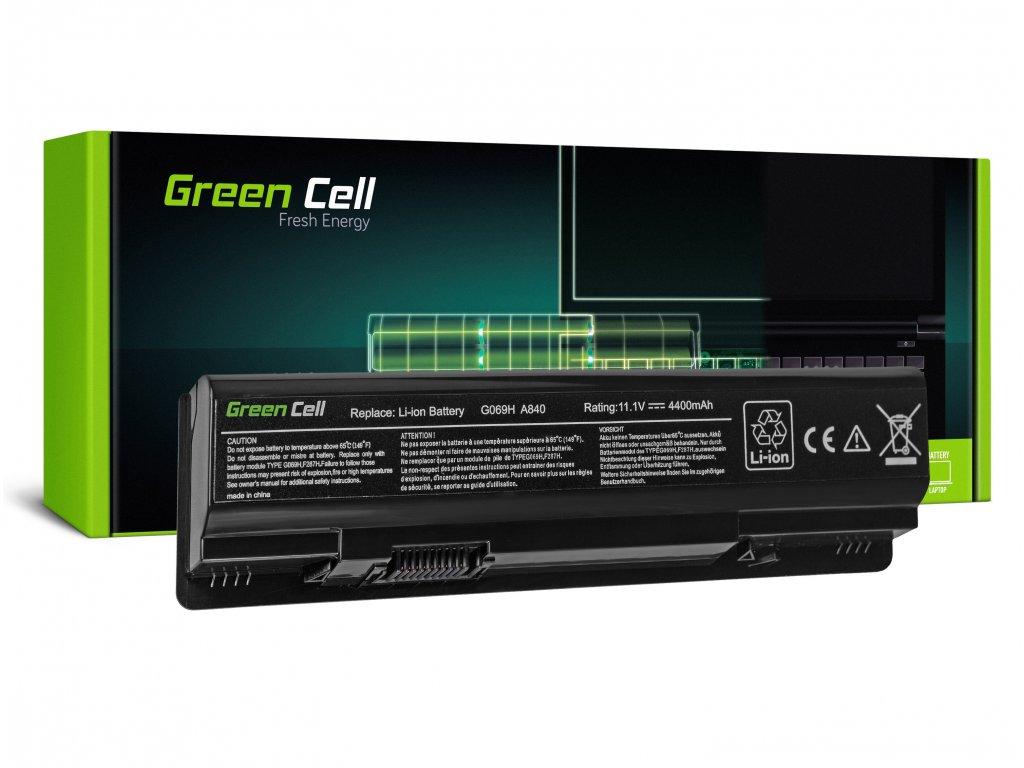 Baterie pro Dell Vostro 1014 1015 1088 A840 A860 / 11,1V 4400mAh
