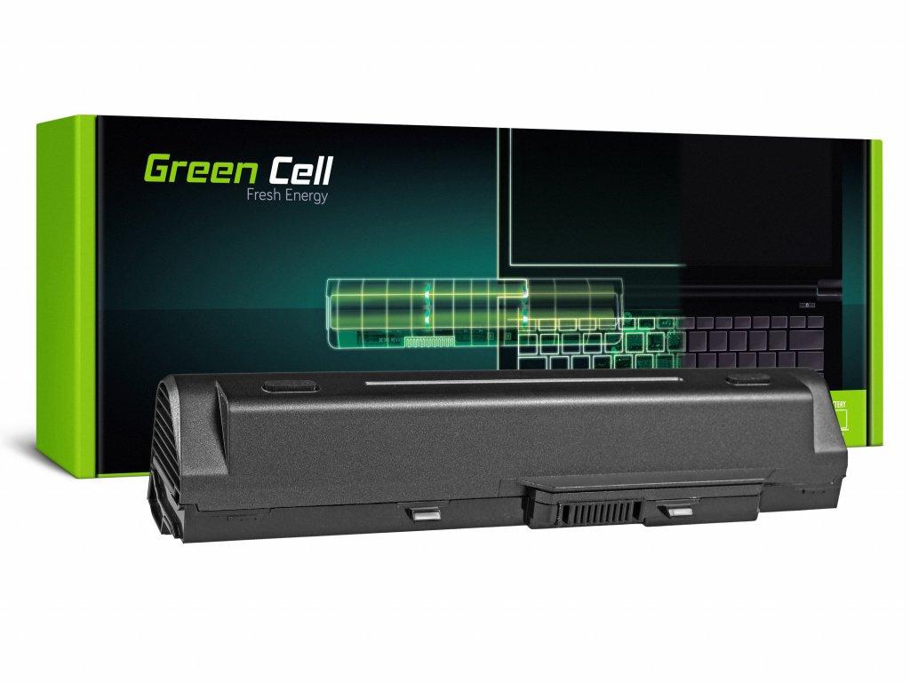 Baterie pro MSI Wind U91 L2100 L2300 U210 U120 U115 U270 (black) / 11,1V 6600mAh