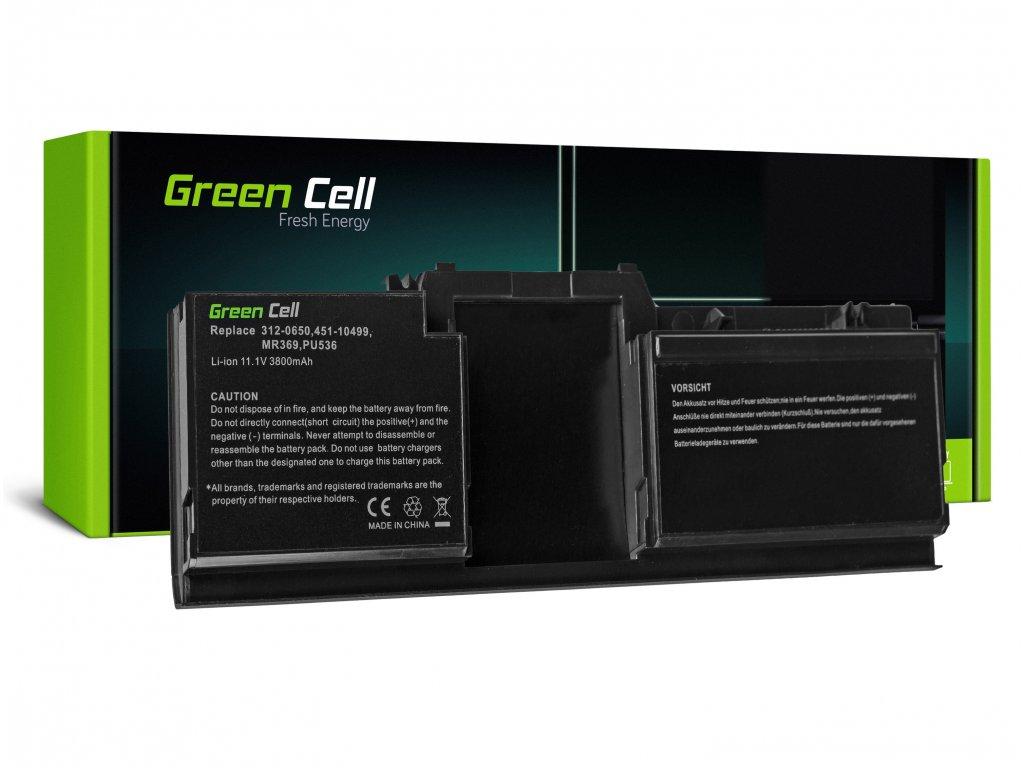 Baterie pro Dell Latitude Tablet XT1 PC XT2 XFR / 11,1V 3800mAh