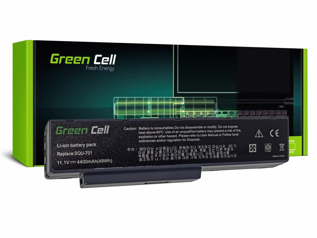 Baterie Packard Bell EASYNOTE MB55 MB85 MH35 MH45 MH88 MV/V / 11,1V 4400mAh