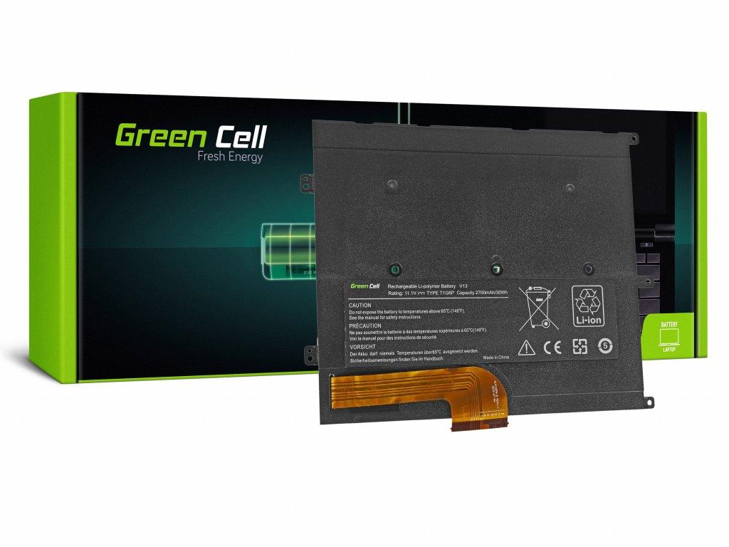 Baterie pro Dell Vostro V13 V13Z V130 V131 V1300 / 11,1V 2700mAh