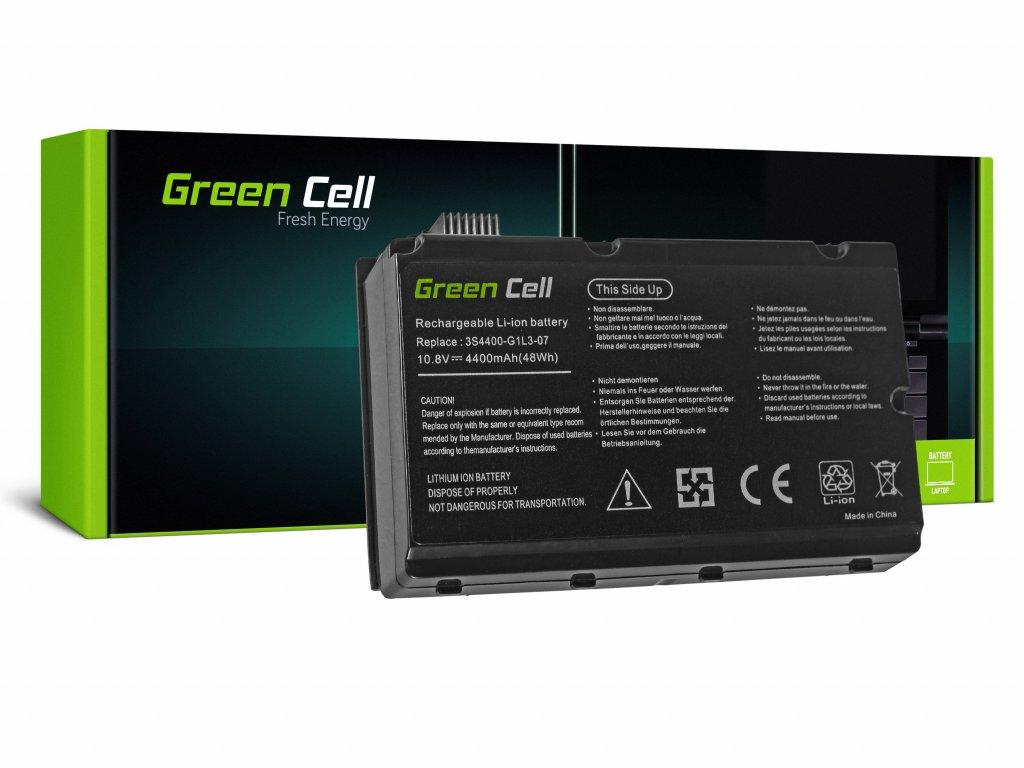 Baterie Fujitsu-Siemens Amilo Pi3525 Pi3540 / 11,1V 4400mAh
