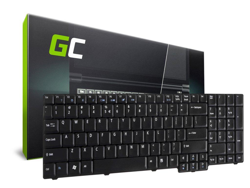 ® Klávesnice pro notebook Acer Extensa 5235 5635 5635G 5635Z 5635ZG 7220