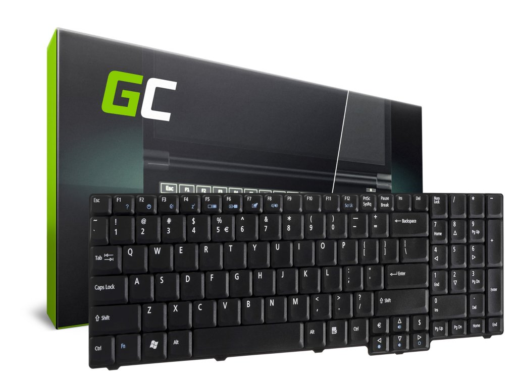 Klávesnice Acer Extensa 5235 5635 5635G 5635Z 5635ZG 7220