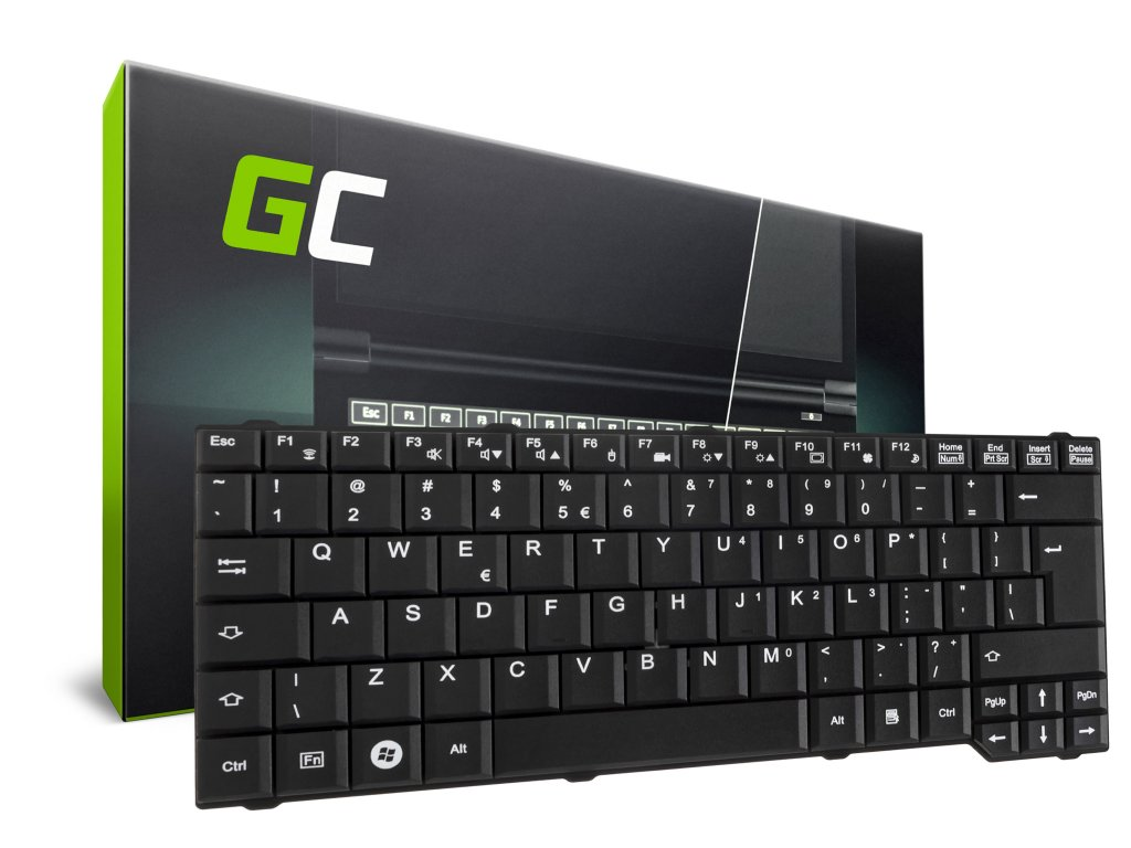 ® Klávesnice pro notebook Fujitsu-Siemens Celsius H265 H270