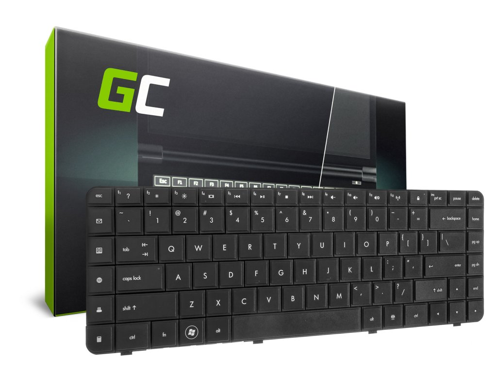 ® Klávesnice pro notebook HP Compaq G62 G56 Presario CQ56 Q62