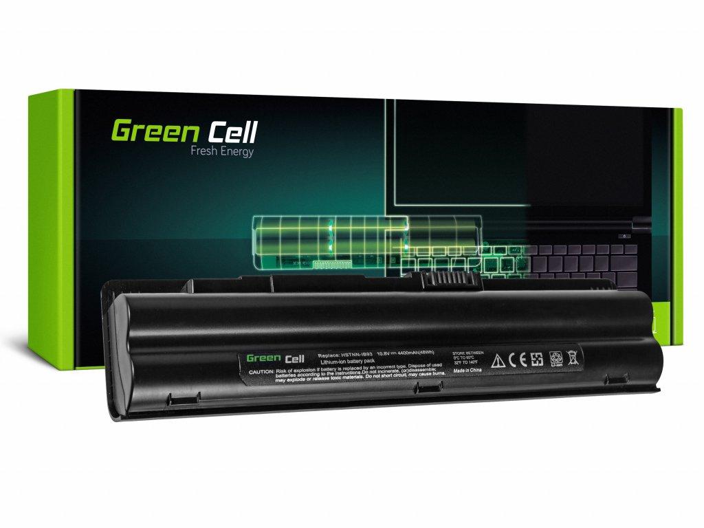 Baterie pro HP Pavilion DV3 DV3T Compaq CQ35 CQ36 / 11,1V 4400mAh