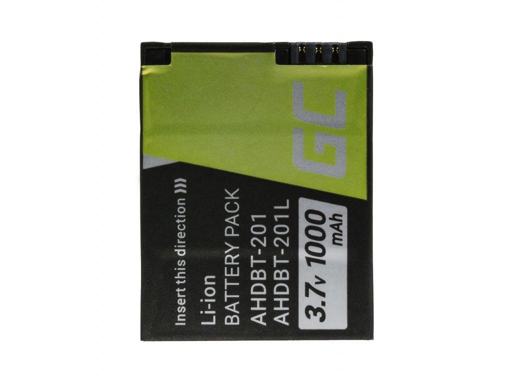 Baterie pro GoPro HD Hero 3 AHDBT-201 AHDBT-301