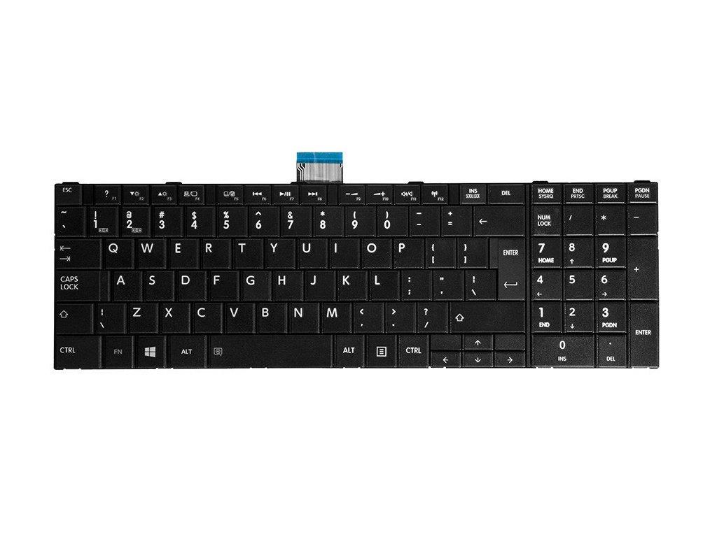 ® Klávesnice pro notebook Toshiba Satellite C850 C855 C870