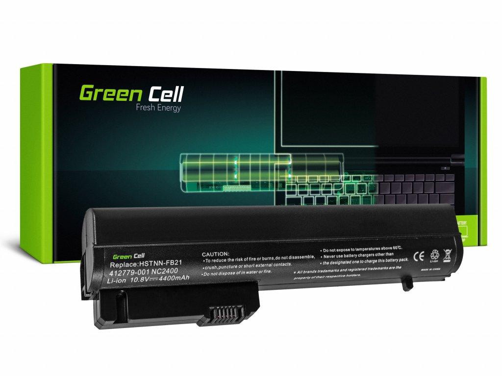 Baterie pro HP Compaq 2510p nc2400 2530p 2540p / 11,1V 4400mAh