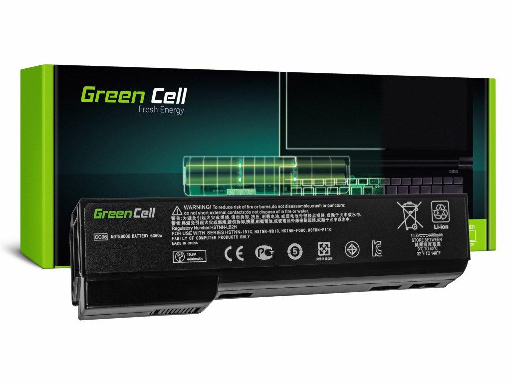 Baterie pro HP EliteBook 8460p ProBook 6360b 6460b / 11,1V 4400mAh