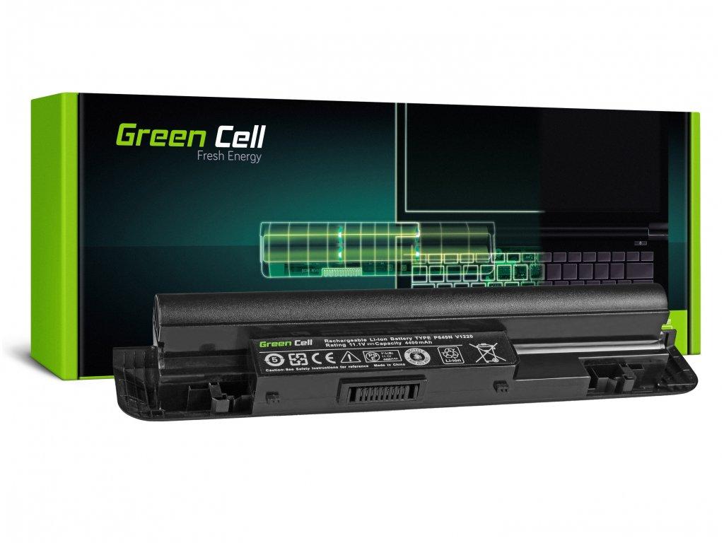 Baterie pro Dell Vostro 1220 1220N P03S / 11,1V 4400mAh