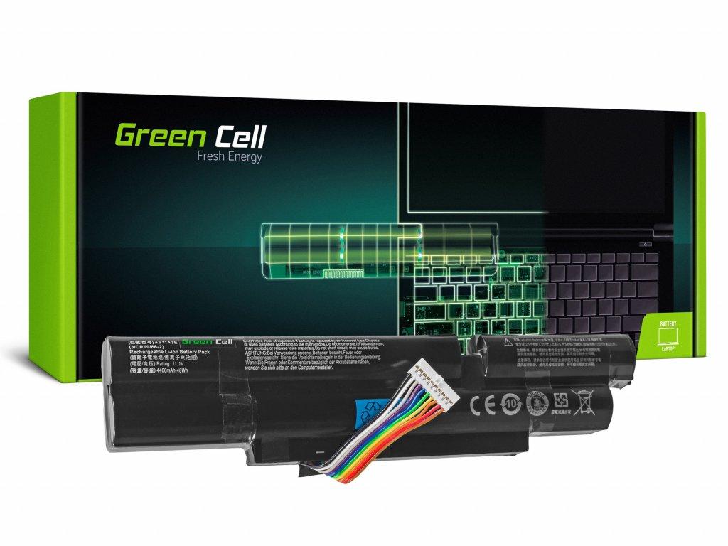 Baterie pro Acer Aspire 3830T 4830T 4830TG 5830 5830T 5830TG / 11,1V 4400mAh