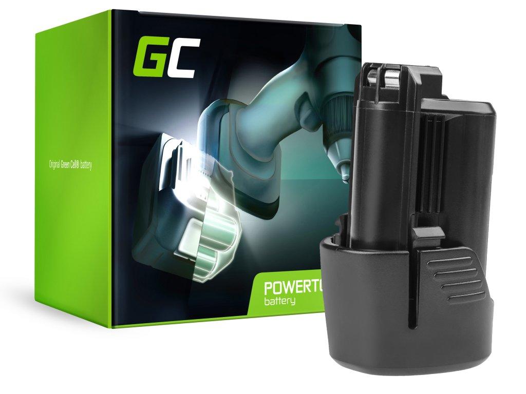 Baterie 12V 2Ah pro Bosch GLI 10.8V-LI GSR 10.8V-LI