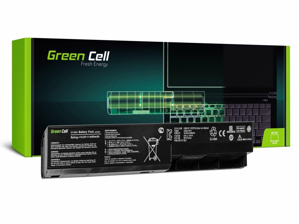 Baterie pro Asus X301 X301A X401 X501 / 11,1V 4400mAh