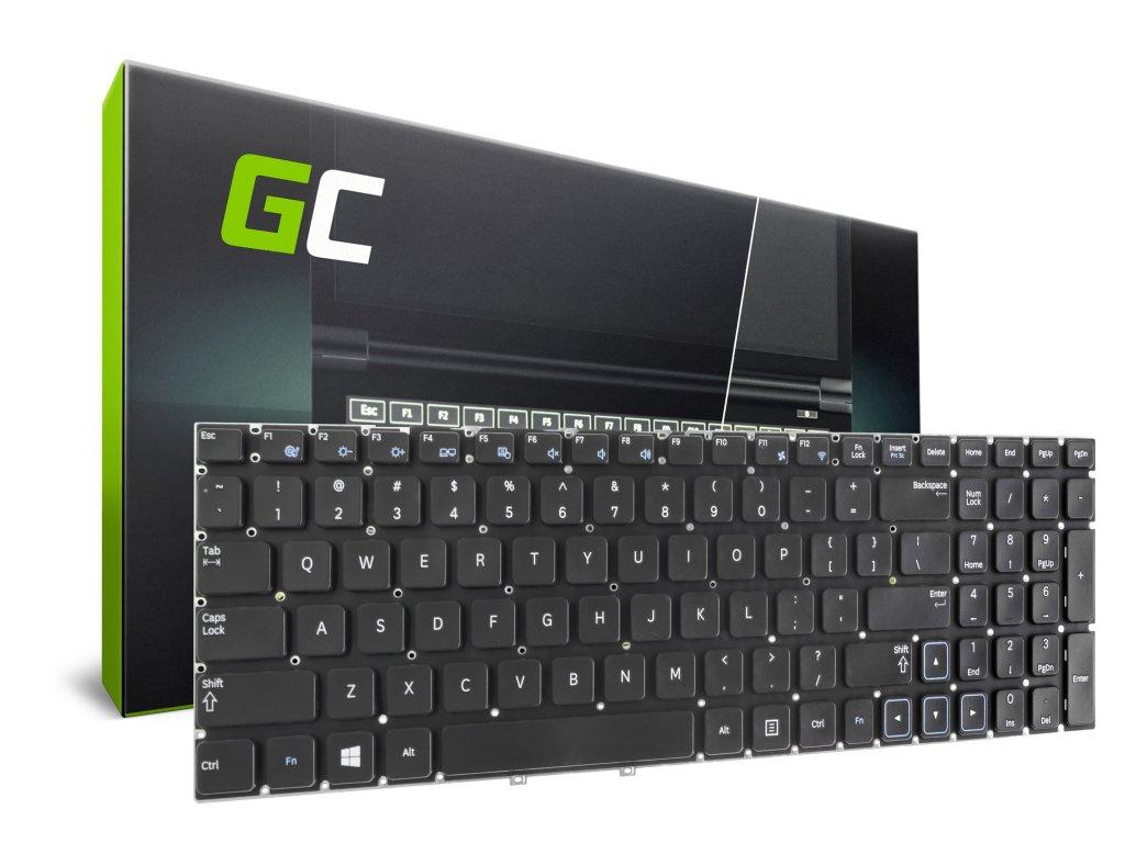 ® Klávesnice pro notebook Samsung NP300E5A, NP300E5C, NP300V5A, NP305E5A