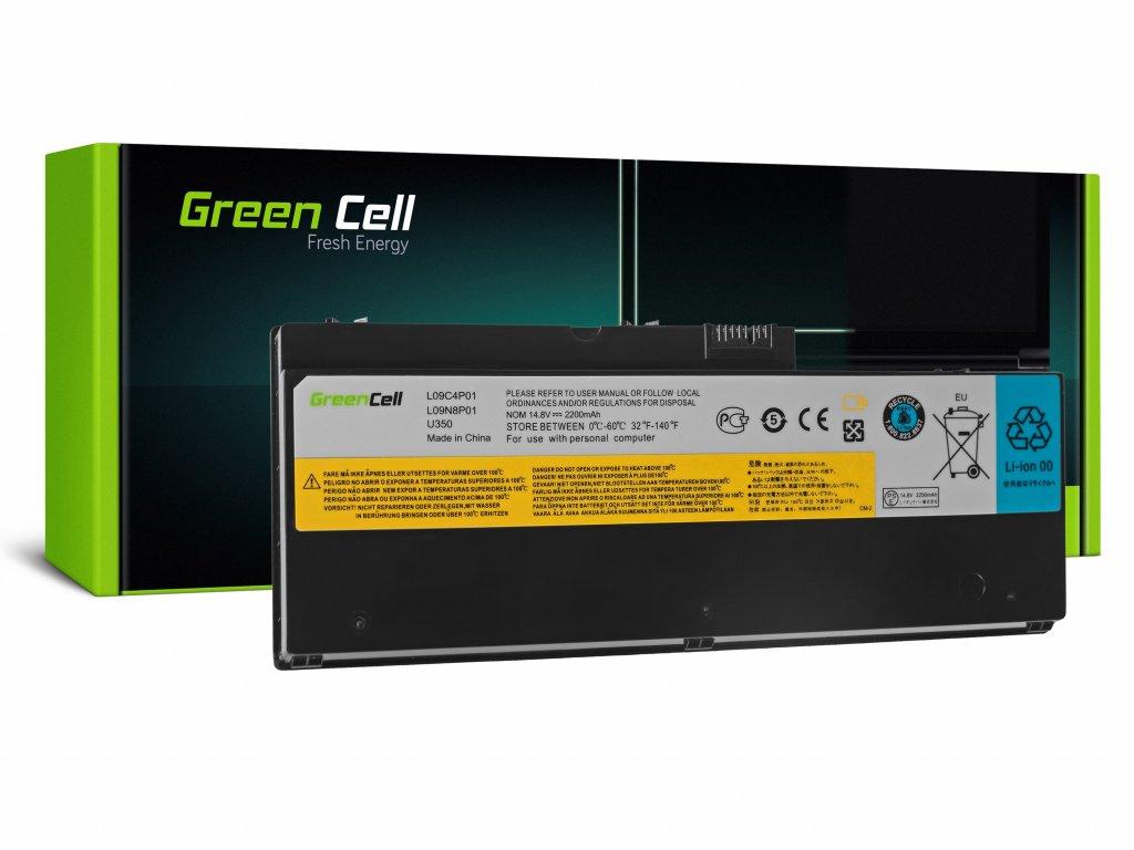 Baterie pro Lenovo IdeaPad U350 U350W / 14,4V 1800mAh