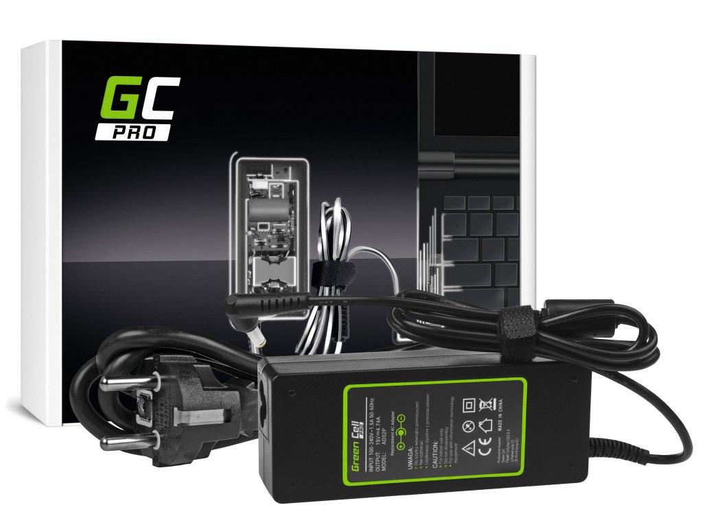 PRO Nabíječka  AC Adapter pro Acer 90W / 19V 4,74A / 5.5mm-1.7mm
