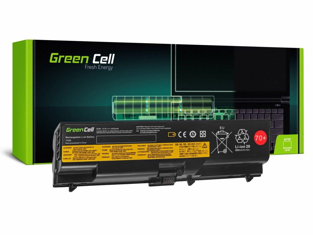 Baterie pro Lenovo ThinkPad L430 L530 T430 T530 W530 / 11,1V 4400mAh