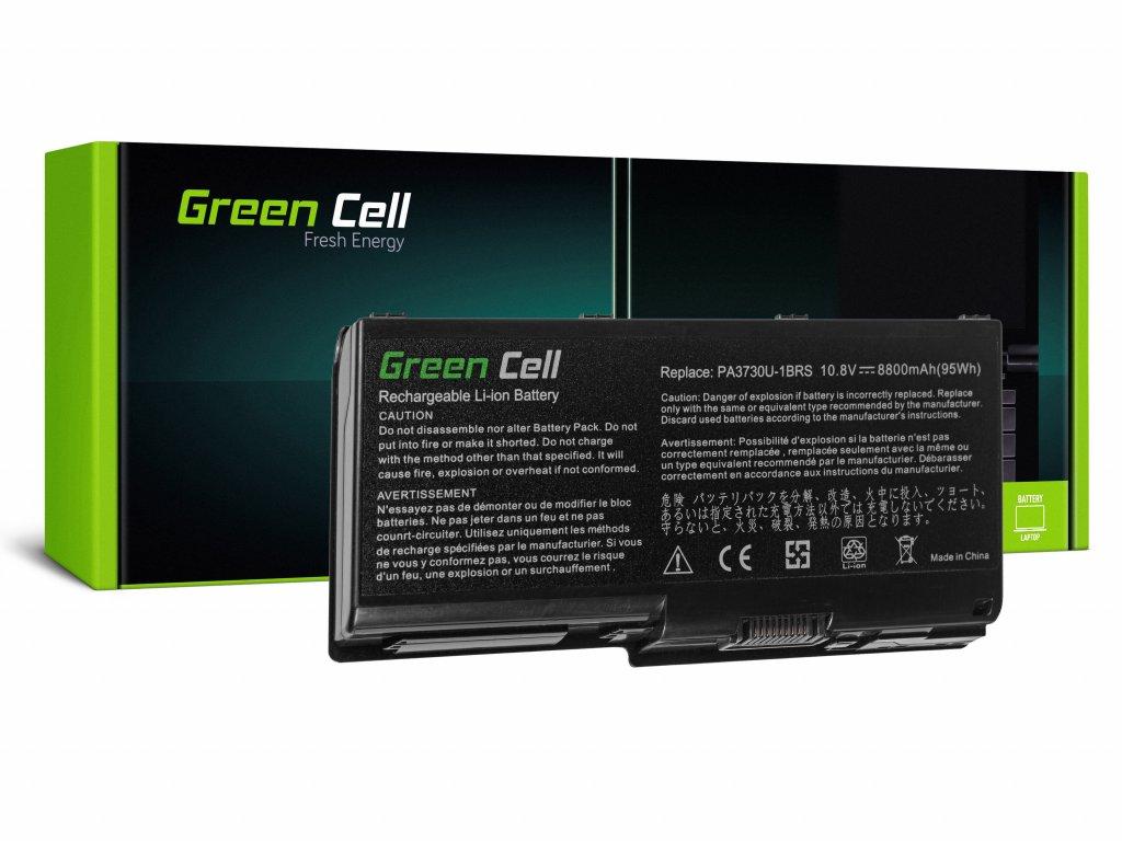 Baterie pro Toshiba Qosmio X500 X505 Satellite P500 P505 P505D / 11,1V 8800mAh
