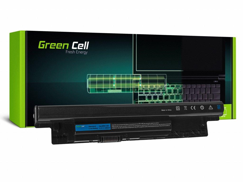 Baterie pro Dell Inspiron 3521 5521 5537 5721 / 11,1V 4400mAh