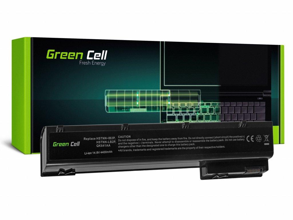 Baterie pro HP EliteBook 8560w 8570w 8760w 8770w / 14,4V 4400mAh