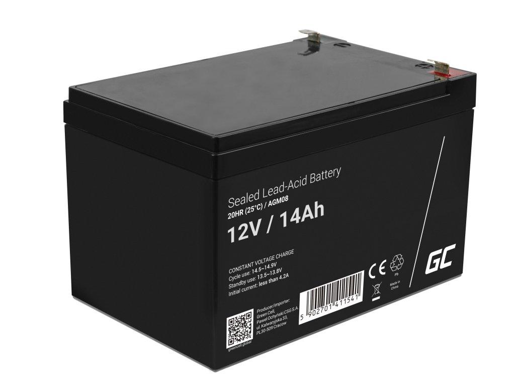 Baterie 12V 14Ah AGM