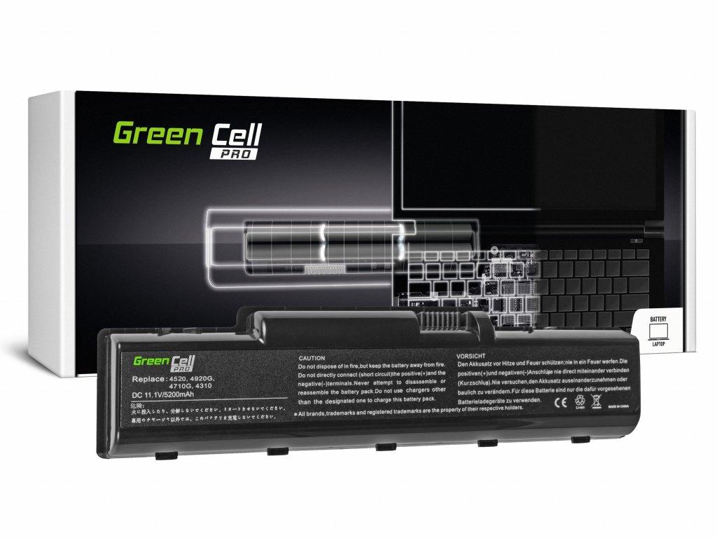 Baterie PRO Acer Aspire 4710 4720 5735 5737Z 5738 / 11,1V 5200mAh