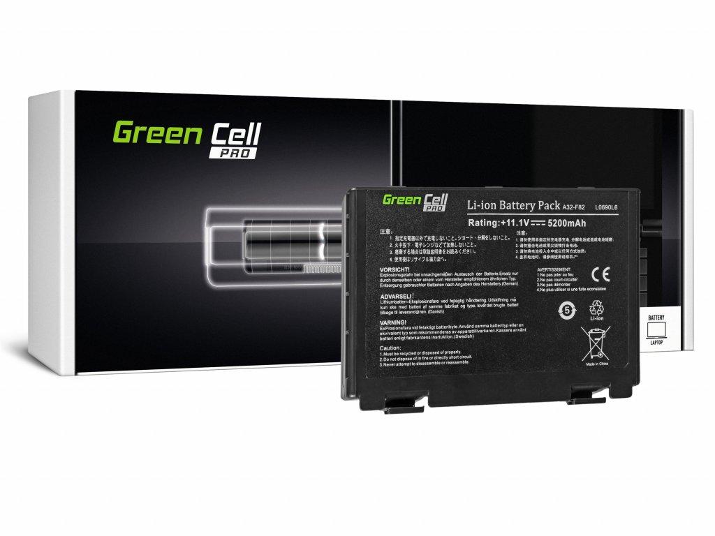 PRO Baterie pro Asus A32-F82 K40 K50 K60 K70 / 11,1V 5200mAh