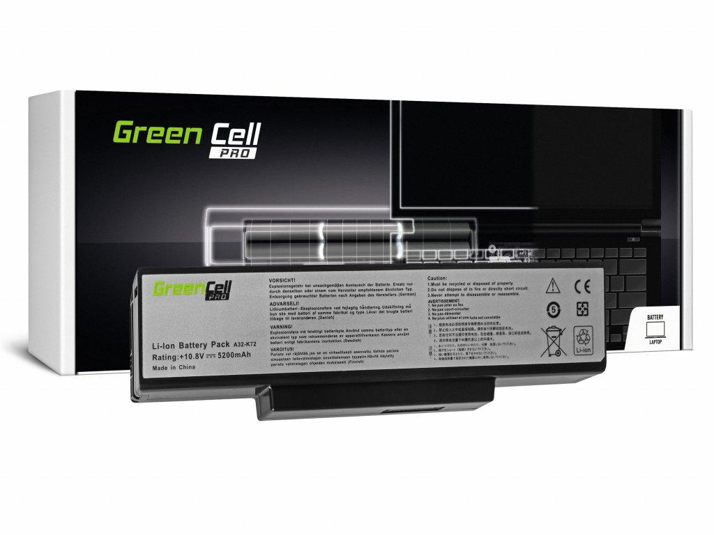 PRO Baterie pro Asus A32-K72 K72 K73 N71 N73 / 11,1V 5200mAh